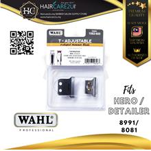 Wahl 1062-600 Hero Detailer Trimmer 2-Hole T-Shaped Replacement Blade