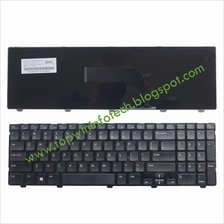 DELL 15R M531R-5535 5521 5537 3537 15VR-4526 KEYBOARD