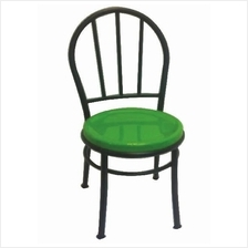 Restaurant Chair / Cafe Chair (Fibreglass)