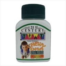 21st Century Chewy DHA 45s (Boost Brain Power)