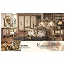 6936-60374767110 European royal style bedroom set