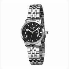 EYKI E-TIMES UNIQUE Ladies Stainless Steel Watch W8408BL Black