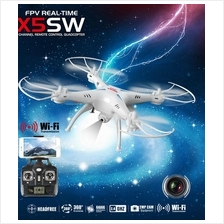 Syma X5SW Explorers 2 2.4GHz 4 Ch\ WiFi FPV 6 Axis 3D RC Quadcopter