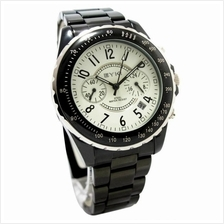 Eyki (SS0005G)W8132 Sport Men's Watch White & Black