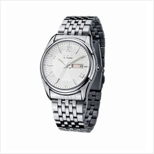 EYKI E-Times W8470 Men Stainless Steel Watch Silver White