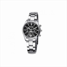 EYKI EET8581 Ladies Stainless Steel Watch Silver Black