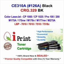HP 126A CE310A CE311A CE312A CE313A Toner Compatible * NEW SEALED *