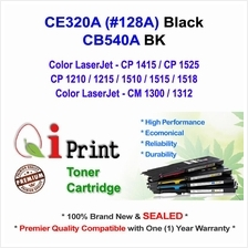 HP 128A CE320A CE312A CE322A CE323A Toner Compatible * NEW SEALED *