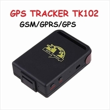 NEW Car Mini Global Real Time GPRS GPS Tracker TK102 Tracking Device