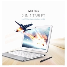 Cube Mix Plus Intel M3 7Y30 4G 128G SSD FHD IPS win tablet notebook PC
