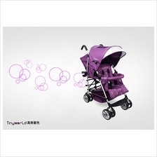 Tiny World Tandem Double Stroller / Twins Strollers