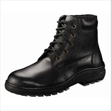 BLACK HAMMER BH2332 Mid cut Lace up Safety Shoes