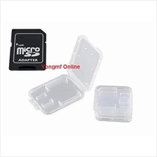 (2 set) Micro SD TF SDHC Memory Card Adapter with Case (CP-W-049)