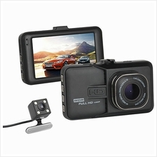 Car Camcorder - FH06 Dual Lens Car Camera Recorder Malaysia | Car DVR