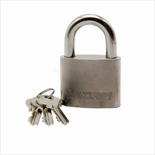 ROCKFORT 50MM Heavy Duty High Security SolidLock Stainless Steel Shack..