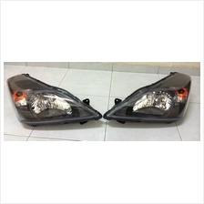 Exora Bold Head Lamp Black Original