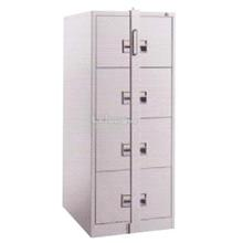 4 Drawer Filling Cabinet C/W Locking Bar