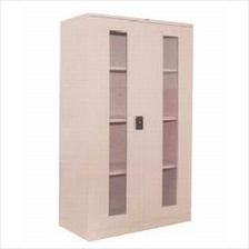 Full Height Cupboard Glass Swinging Door
