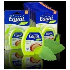 Equal Stevia 200 Tablets (Natural Sweetener for Diabetes)