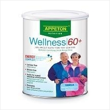 Appeton Nutrition Wellness 60+ 900G (MILK FOR ELDERLY PEOPLE)