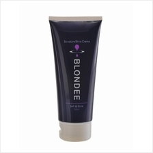 200ml Blondee Structure Shine Cream for Straight Hair