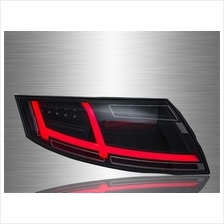 AUDI TT MK2 8J 2006 - 2013 Clear Black LED Light Bar Tail Lamp [TL-274