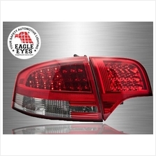 AUDI A4 B7 2005 - 2007 EAGLE EYES RED SMOKE LED Tail Lamp [TL-176]