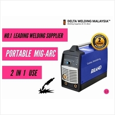 DELTA RILAND 180A Inverter (2 in 1)  MIG ARC welding machine