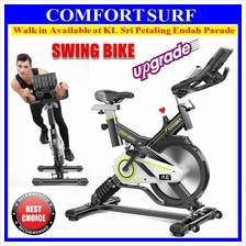 NEW Revolution Iron Spinning Bicycle Fitness Sport Exercise SWING Bike