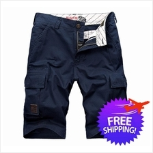AFS JEEP Men Knee Length Multi-Pockets Casual Short Pants