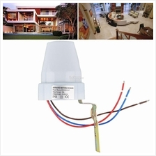 AC110-240V 10A Outdoor Automatic Light Sensor Control Switch for Garde