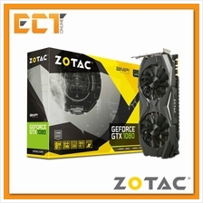 Zotac Geforce GTX 1080 AMP Edition 8GB GDDR5 256Bit Graphic Card (with 3 Displ)