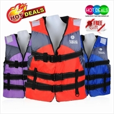 Yamaha Adult Kids Children Life Jacket Water Sport Survival Tourism
