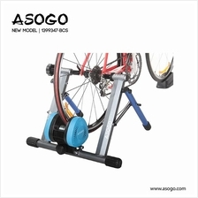 [CRONUS.MY] Asogo Alloy Bicycle Bike Indoor Trainer Rack 1399347-BCS