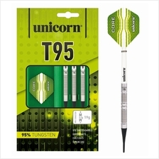 UNICORN DARTS - T95 TUNG 95% - SOFT TIP -19G [NEW]
