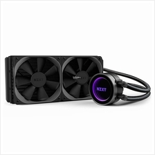 NZXT Kraken X52  240mm liquid cooler with lighting and CAM controls