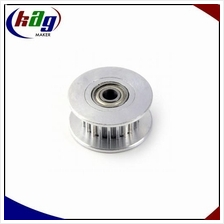 20T 3mm Bore GT2 Timing Belt Idler Pulley With Bearing