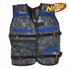 Nerf New Tactical Vest Adjustable (Camouflage)