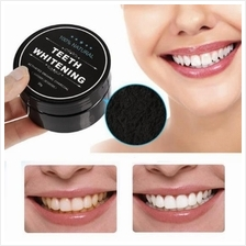Natural Charcoal Teeth Whitening Powder 30g