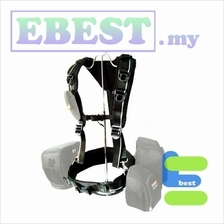 Caseman Photographer Pro Stabilizer Vest Belt CMS CMB 01 Camera Holder