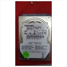 320GB Laptop HDD Sata 2.5' std thickness Random brand Used