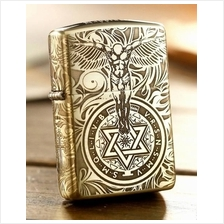 Armor Guardian Angel Engraved Zippo Lighter