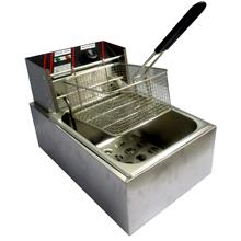 Deep Fryer Electric Single 6 Litre