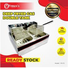 Deep Fryer Electric Double