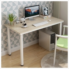 Simple Modern Wooden Desktop Laptop Desk Home Office Table Study Desk
