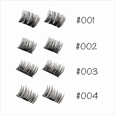 Reusable Magnetic Lashes -1Pair (4 Designs Available)
