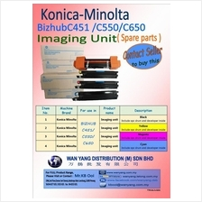 Konica Minolta Bizhub C451,550,650 COLOUR IMAGING UNIT