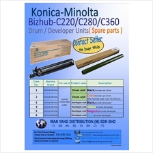 Konica Minolta Bizhub C220,280,360 COLOUR IMAGING UNIT