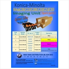 Konica Minolta Bizhub C200,C253, 353 COLOUR IMAGING UNIT