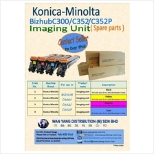 Konica Minolta Bizhub C300,C352,352p COLOUR IMAGING UNIT